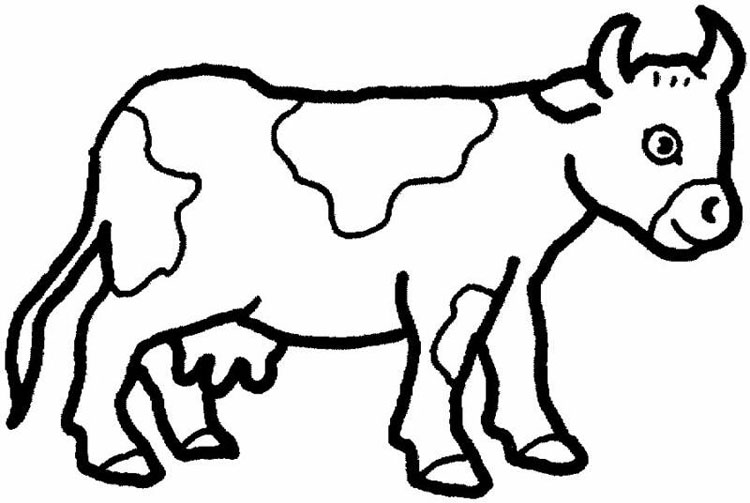 Animals Coloring Pages 5