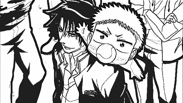 Beelzebub Coloring Pages 6