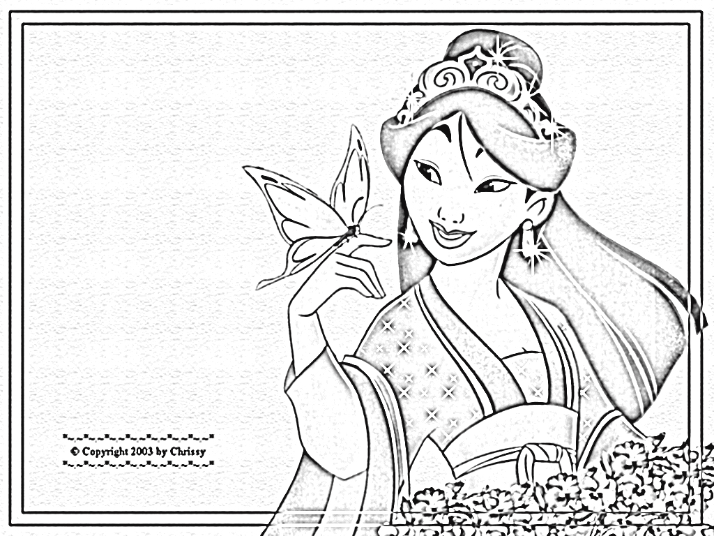 Coloring Pages Mulan 2 Coloring Pages mulan 2 coloring pages eassume com coloringpagehub all about pages