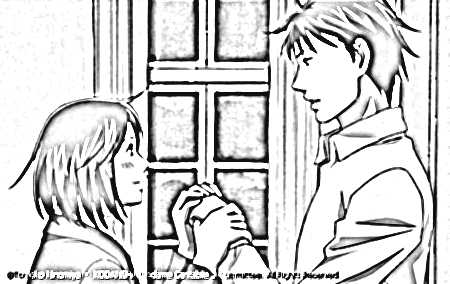Nodame Cantabile Coloring Pages 9