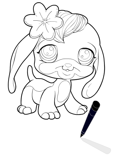 Preschool Coloring Pages, Free Printable Preschool Coloring Pages