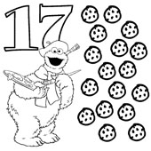 Number Coloring 14