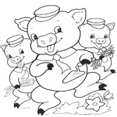 Pictures Three Little Pigs 1