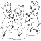 Pictures Three Little Pigs 12