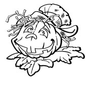Pumpkin Coloring Pages 8