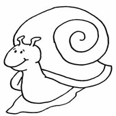 Snail Coloring 11