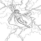 X Men Coloring Pages 10